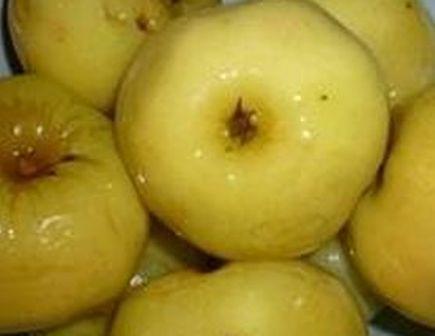 Квашеные яблоки рецепт